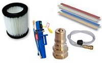 Carpet Extractor Parts
