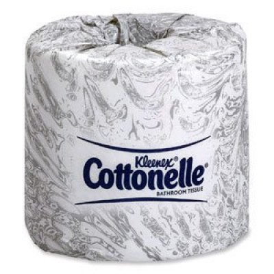 Kleenex Cottonelle 1-Ply Bathroom Tissue
