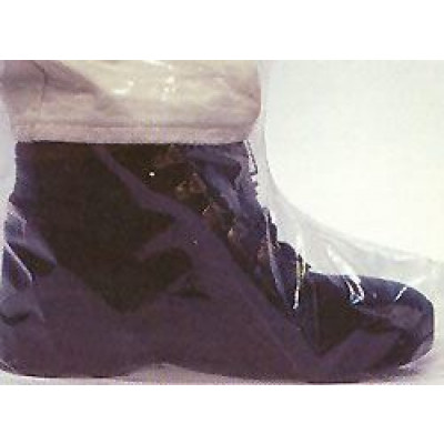 Polyethylene Clear Shoe Covers