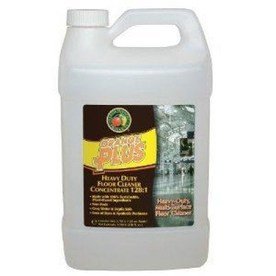 Orange Plus Concentrated Floor Cleaner/Degreaser