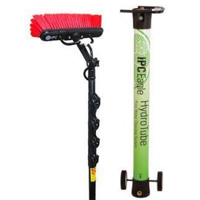 Water Fed Pole Window Cleaning Cart