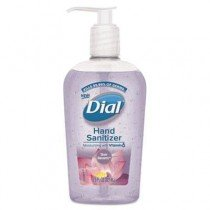 Dial Sheer Blossoms Scented Antibacterial Hand Sanitizer