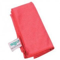 Red Microfiber Cloth Wipes