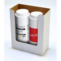 Spilfyter Dry Acid Neutralizer & Solidifier Kit