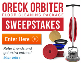 CleanFreak.com Sweepstakes