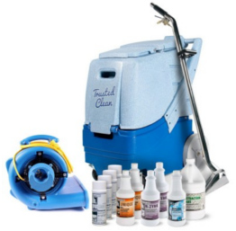 Trusted Clean Basic Carpet Cleaning Package