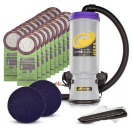 ProTeam Backpack Vacuum Package
