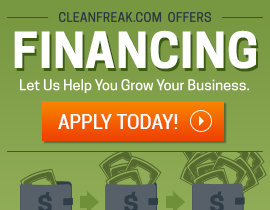 Cleanfreak.com Financing